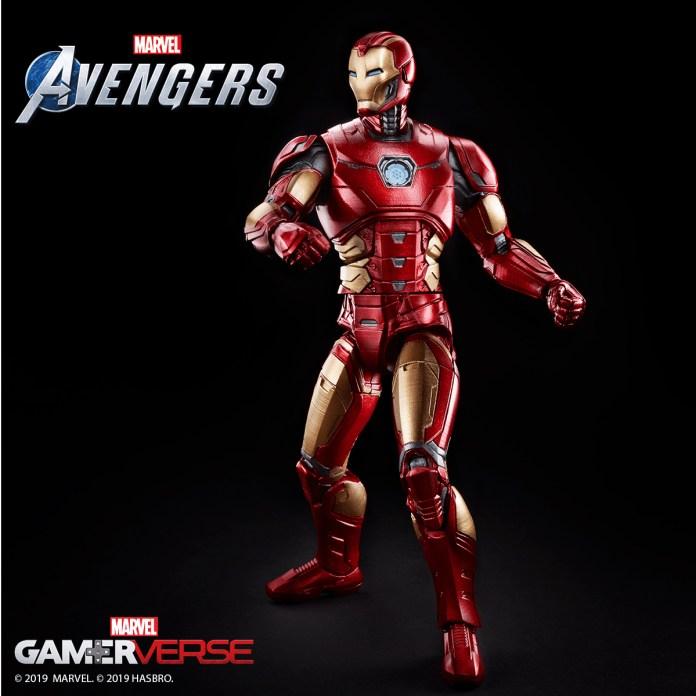 Iron Man Marvel Legends Series