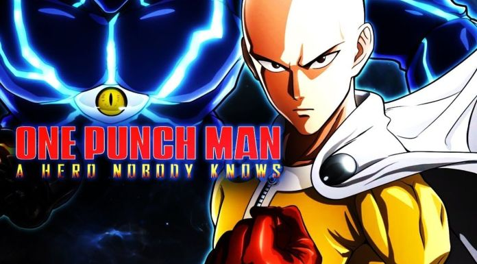 One Punch Man A hero nobody knowns cover