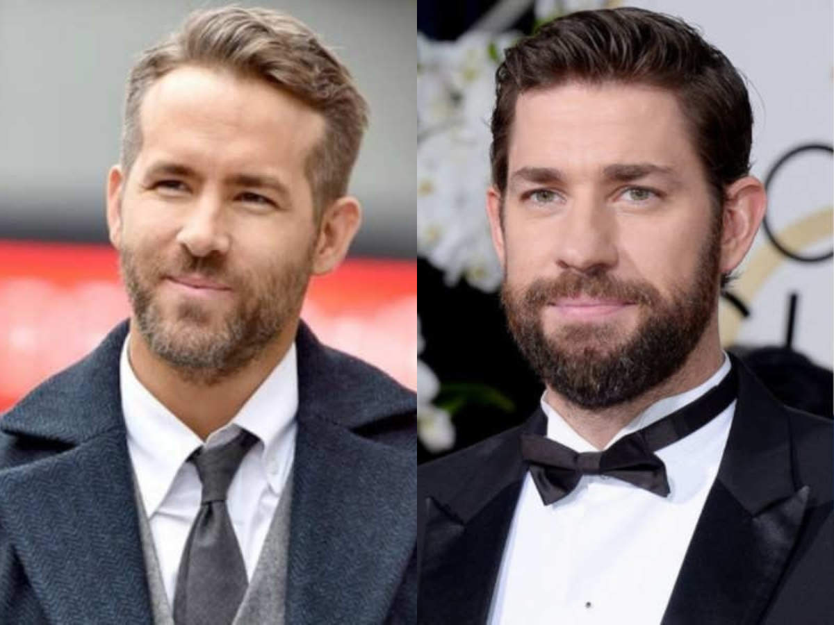 Imaginary Friends: Ryan Reynolds e John Krasinski nel film