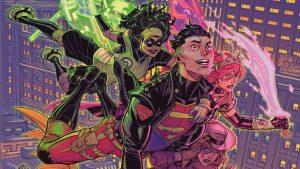 DC Comics: Il preview di Young Justice #9 ci racconta qualcosa in più su Teen Lantern