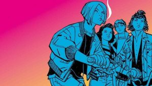 PAPER GIRLS 6 - Bao Publishing