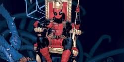 Marvel: Deadpool si dirige verso l'Isola dei Mostri nel primo numero della serie di Thompson e Bachalo