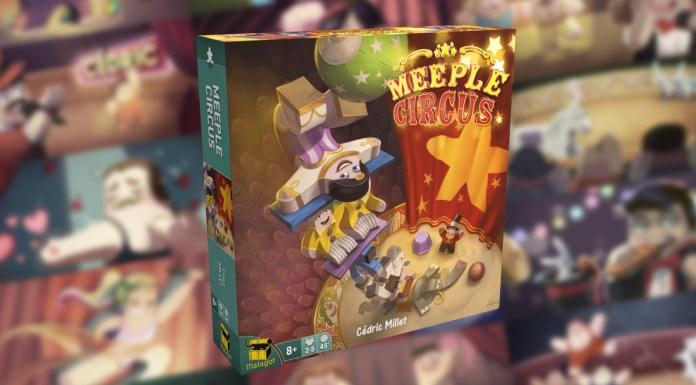 Meeple Circus - Recensione