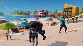 Fortnite 2: Il Duello - come curare con un Bazooka a Bende