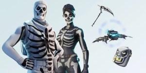 Fortnite Capitolo 2: con l'update v11.01 arrivano le nuove skin di Halloween!