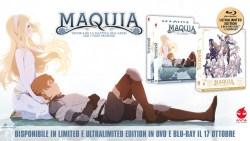 Anime Factory presenta Maquia, tutti i dettagli sulla Ultralimited Edition
