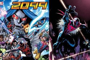 Marvel: l'evento 2099 preannuncia l'arrivo del Dio del Tuono del futuro