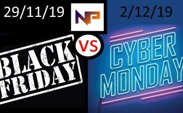 Black Friday 2019 vs