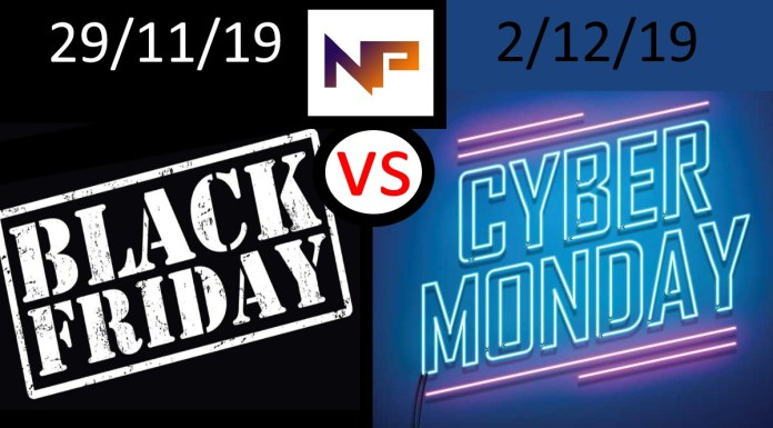 Black Friday 2019 vs