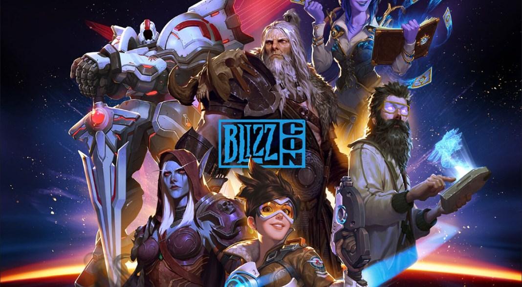 BlizzCon 2019 keyart