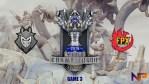 G2 Esports vs FunPlus Phoenix: Game 3 (Recap)