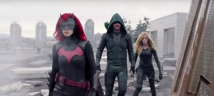 Crisi sulle Terre Infinite - Arrow, Batwoman, Mia