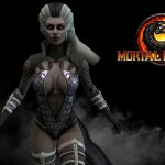 Sindel in Mortal Kombat 11