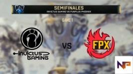 Invictus Gaming vs FunPlus Gaming: Game 1 (Recap)