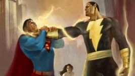 Black Adam: il produttore Hiram Garcia apre le porte al Superman di Henry Cavill