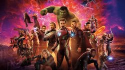 Avengers: Infinity War, concept art mostrano Doctor Strange vestito da Iron Man e Mecha-Panthers