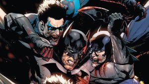 DC Comics: DCeased ci rivela quali eroi sopravviverebbero ad un'apocalisse Zombie