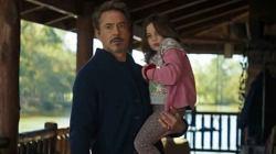 Avengers: Endgame : perché la scena di Tony Stark con la figlia adulta è stata tagliata