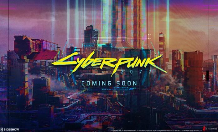 sideshow cyberpunk 2077