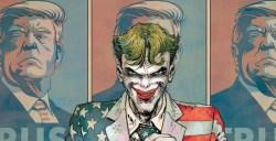 Un Joker a stelle e strisce in DKR: The Golden Child
