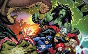 Avengers: Jason Aaron introduce la più pericolosa versione di Thor mai vista