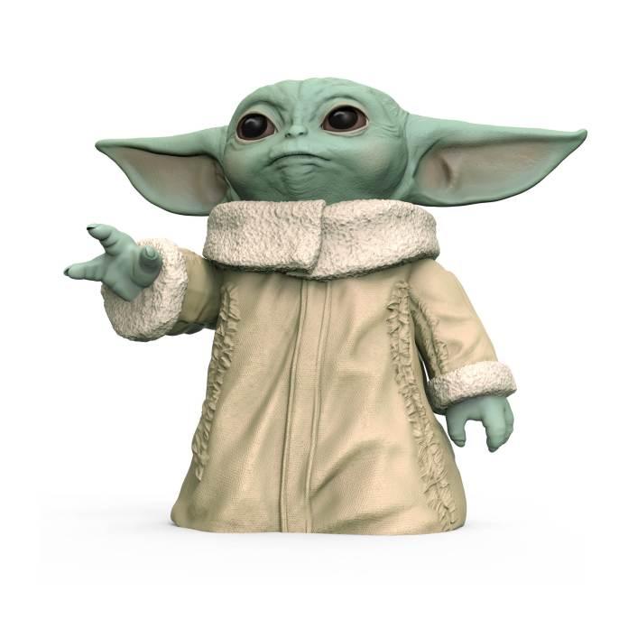The Mandalorian Baby yoda hasbro
