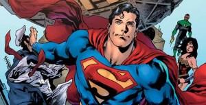 DC Comics: Il Daily Planet viene distrutto in Superman #19