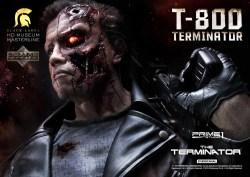 Terminator: Prime 1 Studio presenta la statua del mitico T-800