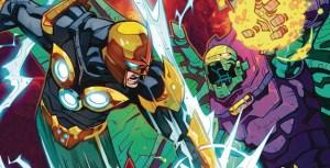 Marvel: ANNIHILATION - SCOURGE: NOVA rimette Richard Rider al centro del cosmo Marvel