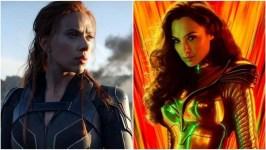 Wonder Woman 1984 e Black Widow in cima alla lista Fandango dei film più attesi 2020