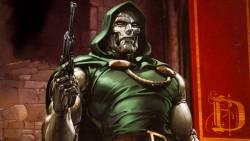 Marvel Comics: Dr. Destino cita Gesù