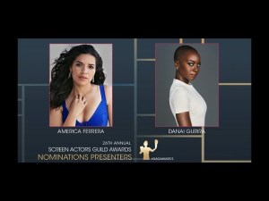 SAG Awards 2020: ecco le nomination per gli importanti premi in campo attoriale per film e serie tv