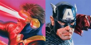 Marvel: Capitan America e Ciclope faranno parte dell'antologia Marvels Snapshots