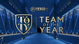 FIFA 20: annunciata la TOTY di FIFA Ultimate Team!