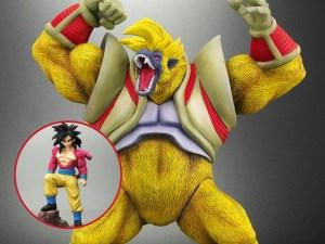 Dragon Ball GT: Bandai e Plex presentano Baby Oozaru