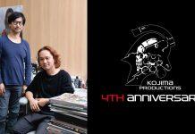 Hideo Kojima e Yoji Shinkawa
