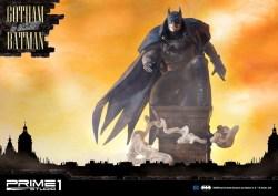 Prime 1 Studio presenta: Batman Gotham By Gaslight  Blue Version