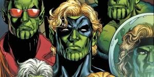 Gli Skrull hanno tentato di invadere la Terra molto prima di quanto possiate pensare