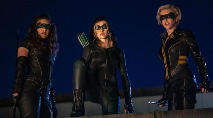 Green Arrow & The Canaries