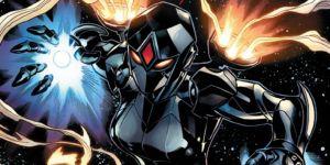 Marvel: la Vedova Nera testa la sua nuova armatura