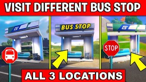 Fortnite: Rimedio vs Tossina, dove e come visitare fermate del bus in una singola partita [Bug]
