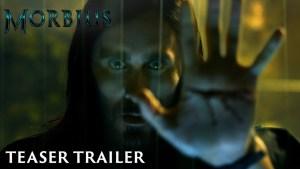 Morbius: ecco il primo teaser trailer del film con Jared Leto!