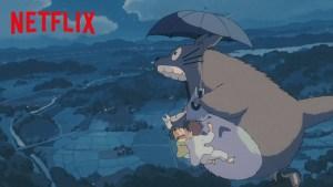 Studio Ghibli: dal 1° febbraio i film d'animazione saranno su Netflix