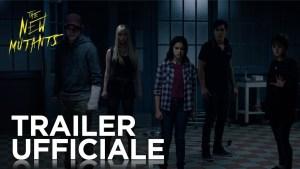 New Mutants: il nuovo trailer in italiano
