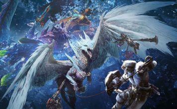 Monster Hunter iceborne pc