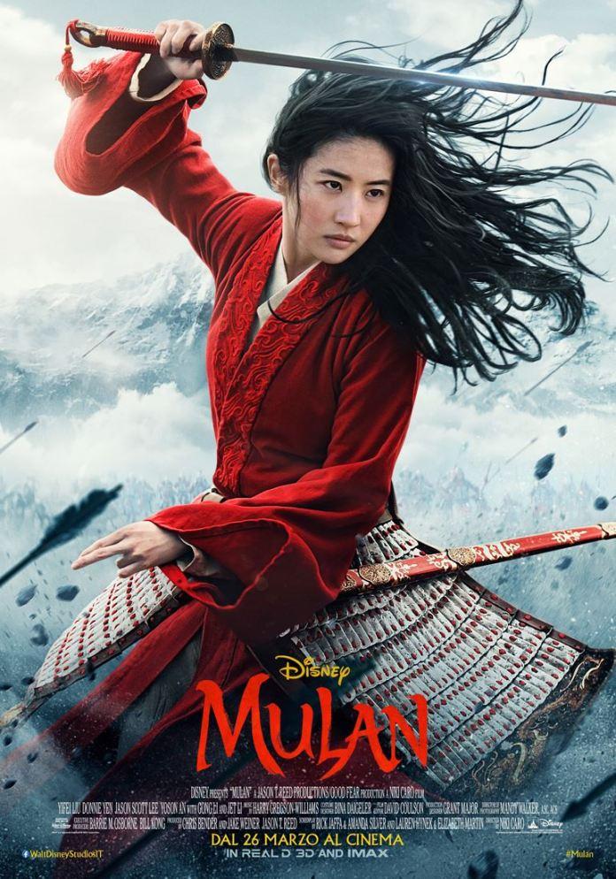 Mulan live-action