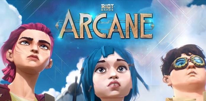 Arcane - prima serie animata di Riot