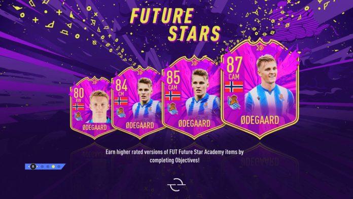 Guida Martin Ødegaard Future Stars Academy - Fifa 20 Ultimate Team