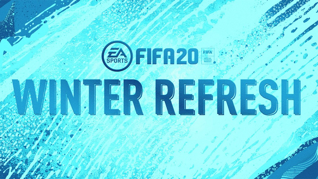 FIFA 20 Ultimate Team Winter Refresh