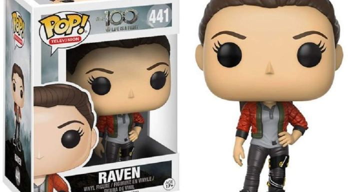 Funko-Pop Raven The 100